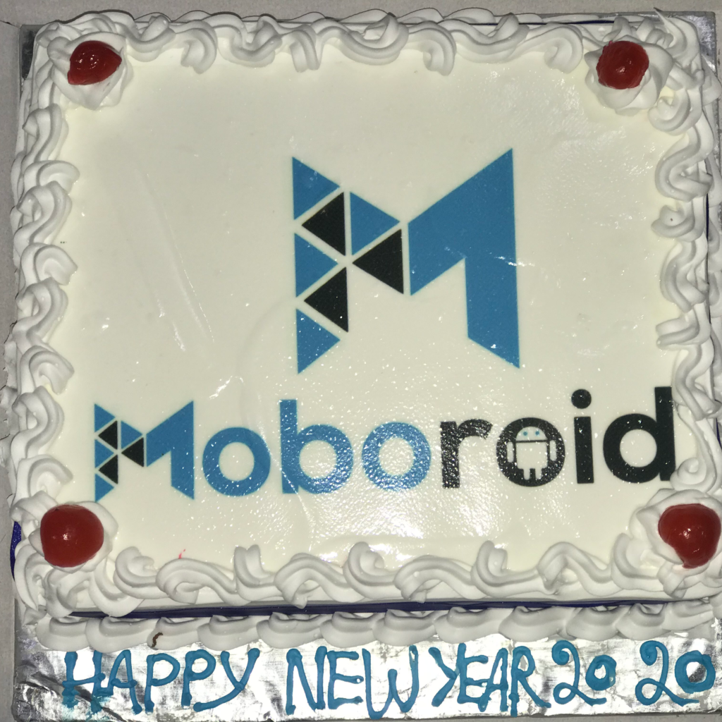 Life at moboroid